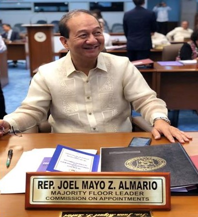 Joel Mayo Almario