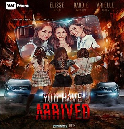 You Have Arrived Movie Poster