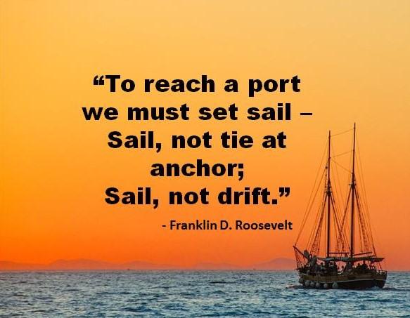 Franklin Roosevelt Inspiring Quotes
