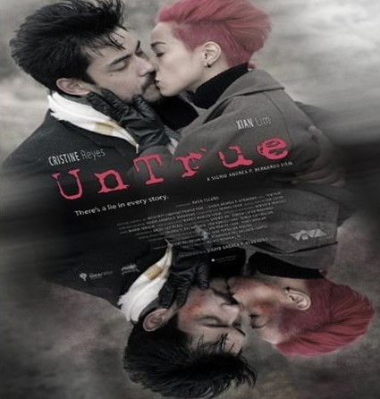 Untrue Movie Poster