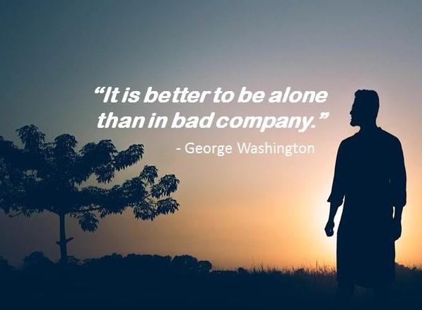 George Washington Inspiring Quote