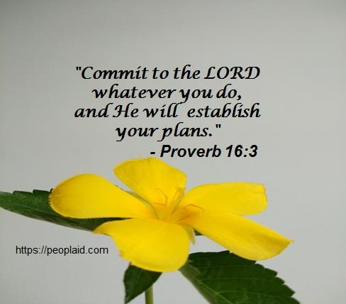 Inspiring Bible Verse for Today February 21