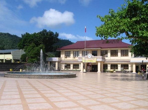 Santo Domingo Albay Municipal Hall