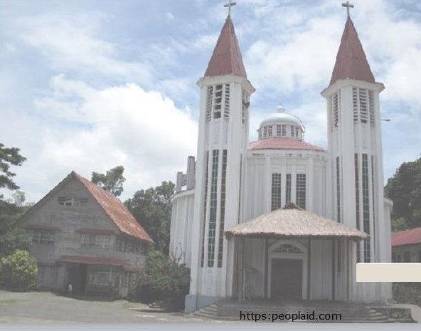 St. Joseph Church in Kiangan