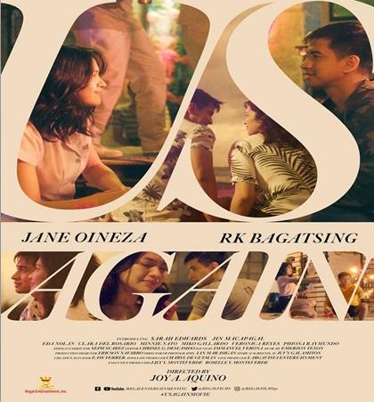 Us Again Movie Poster