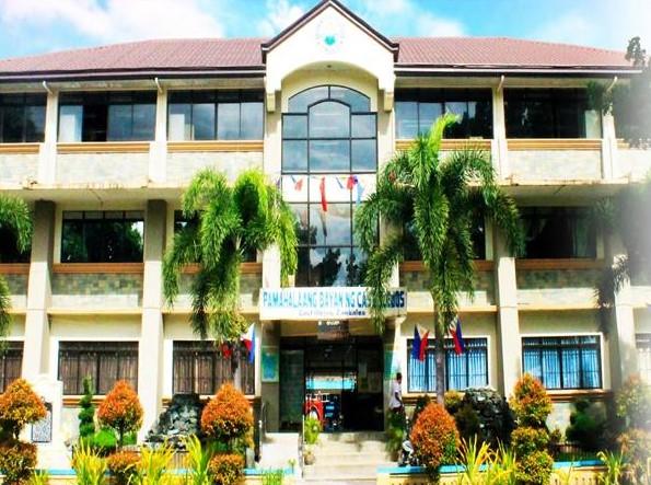 Castillejos Municipal Hall