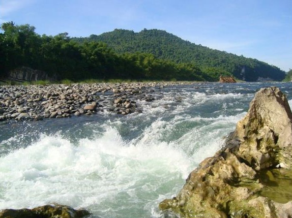 Governor's Rapid in Maddela