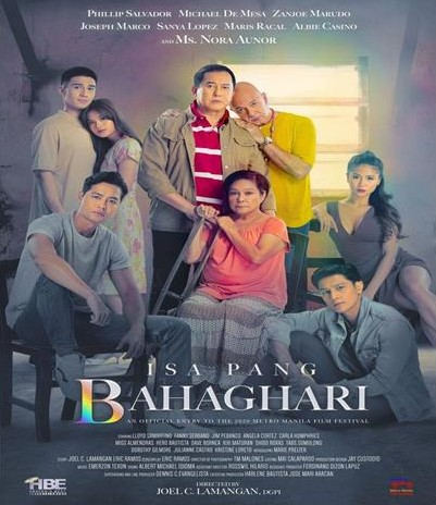 Isa Pang Bahaghari Movie Poster