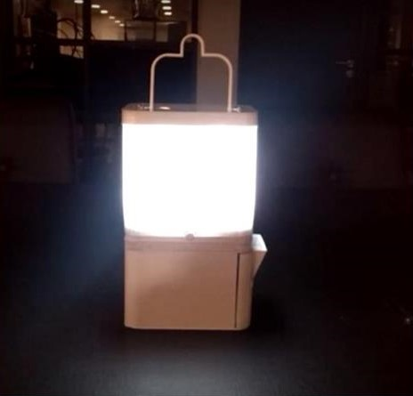 Lamp Invention by Aisa Mijeno