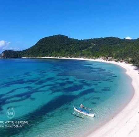 Anguib Beach in Santa Ana Cagayan