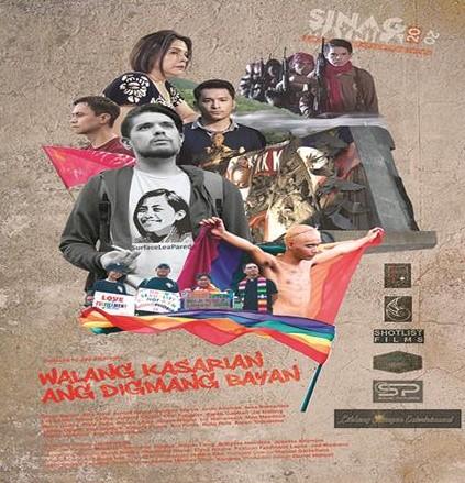 Walang Kasarian ang Digmang Bayan Movie Poster