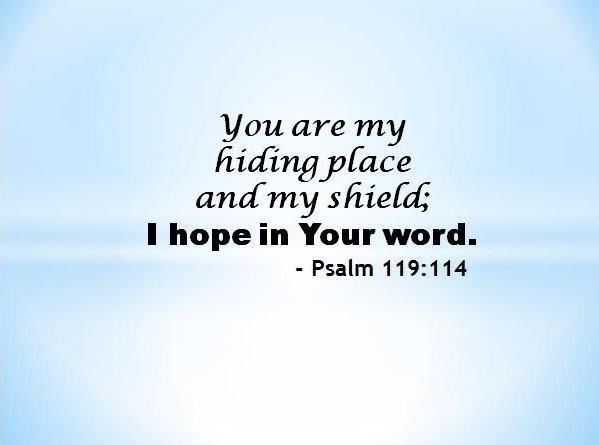 Inspiring Bible Verse for Today April 5