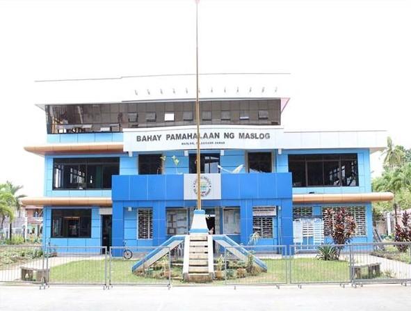 Maslog Municipal Hall