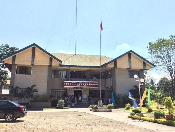 Pantukan Municipal Hall