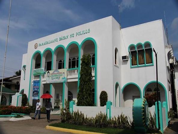 Polillo Municipal Hall