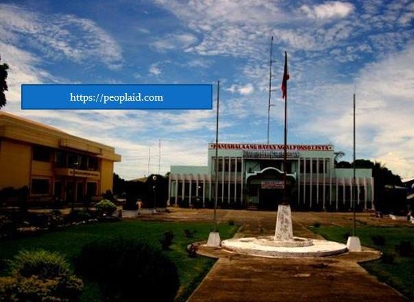 Alfonso Lista Municipal Hall