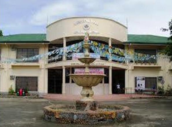 Dipaculao Municipal Hall