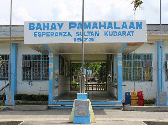 Municipal Hall in Esperanza Sultan Kudarat