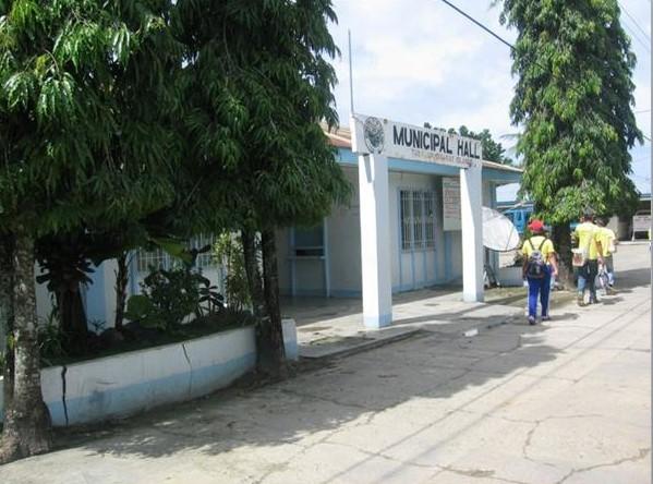 Tubajon Municipal Hall