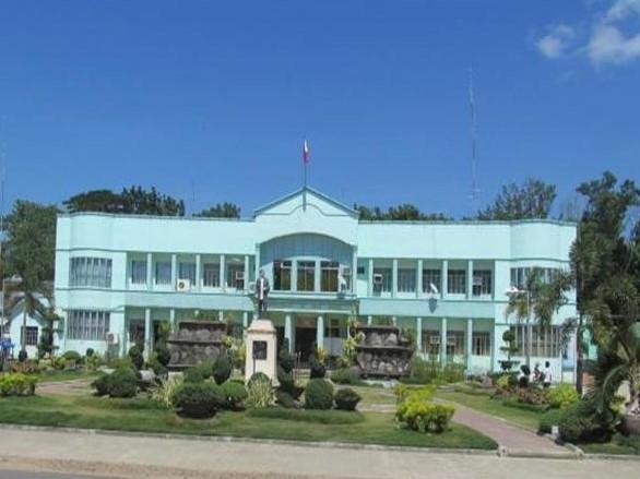 Ubay Municipal Hall