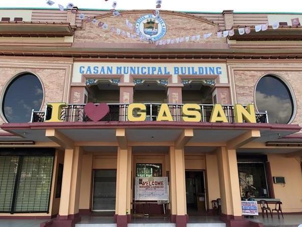 Gasan Municipal Hall