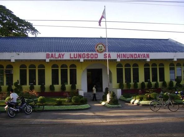 Hinundayan Municipal Hall