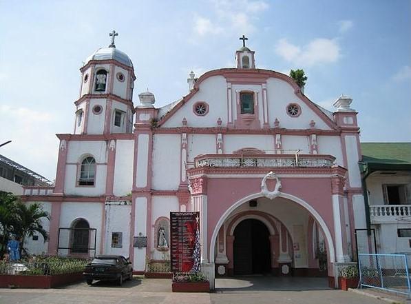 St. Michael the Archangel Parish Church in Orion Bataan