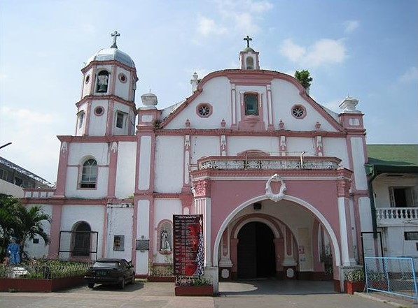 St. Michael the Archangel Parish Church in Orion Bataan
