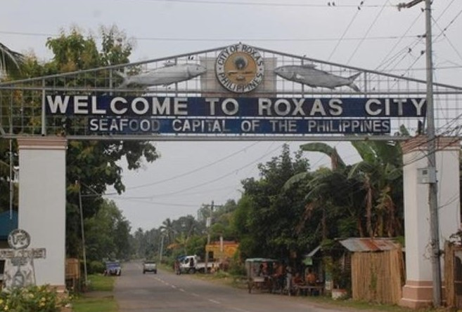 Roxas City Welcome Arch