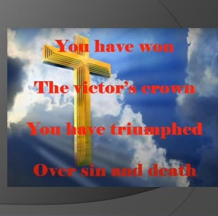 You have Won the Victor's Crown