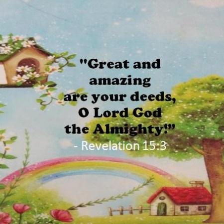 Inspiring Bible Verse for Today September 7