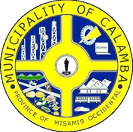 Calamba (Misamis Occidental) Official Seal