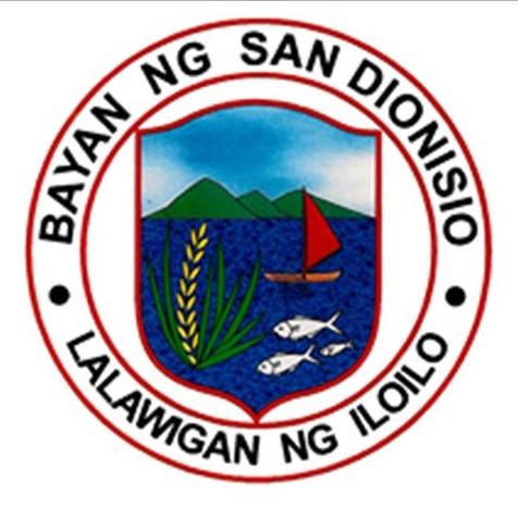 LGU logo of San Dionisio in Iloilo Province