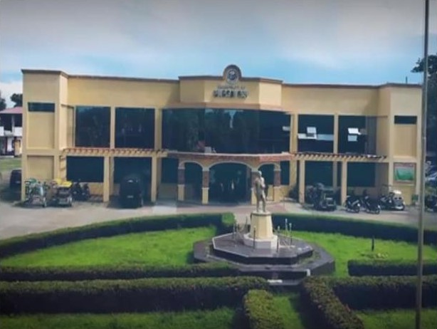 Magsaysay Municipal Hall in Occidental Mindoro