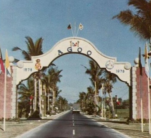 Agoo Welcome Arch