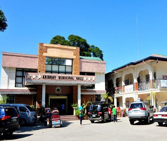 Aringay Municipal Hall