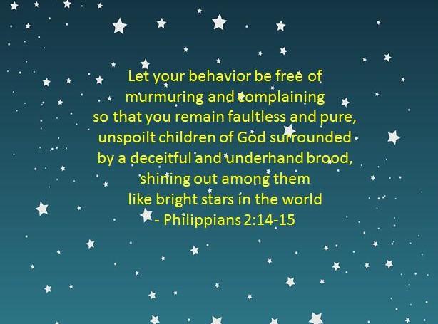 Inspiring bible verse for today November 4