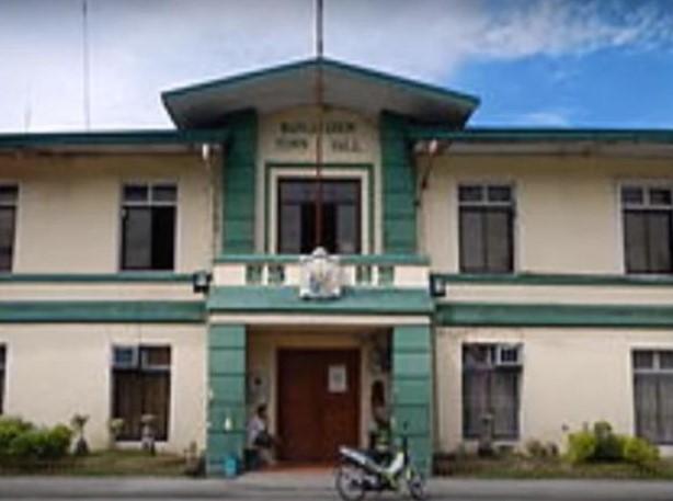 Mangatarem Municipal Hall