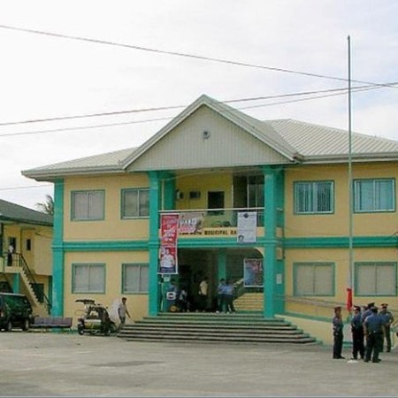 Municipal Hall in Labrador Pangasinan