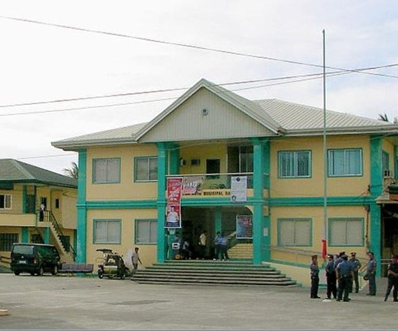 Municipal Hall in Labrador Pangasinan