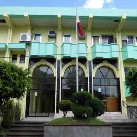 Municipal Hall of Candelaria in Zambales