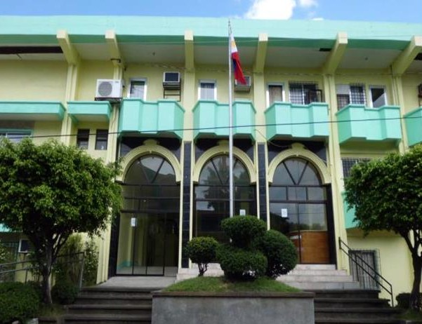Municipal Hall of Candelaria in Zambales