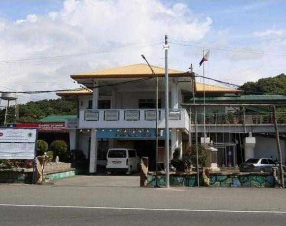 Municipal Hall of Sudipen La Union