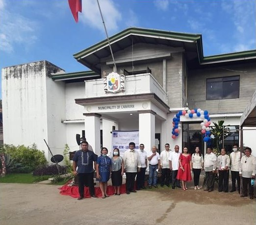 Municipal Hall in Cawayan Masbate