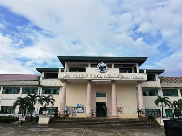 Municipal Hall of Rizal in Palawan