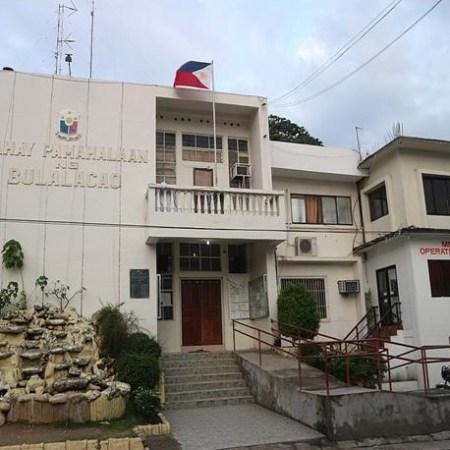 Bulalacao Municipal Hall
