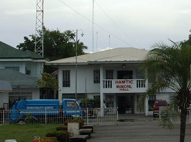 Hamtic Municipal Hall