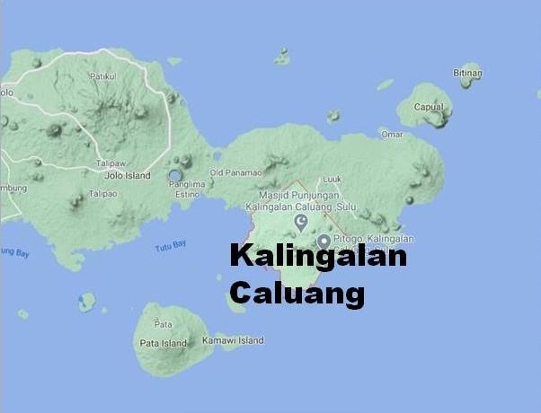 Kalingalan Caluang Sulu