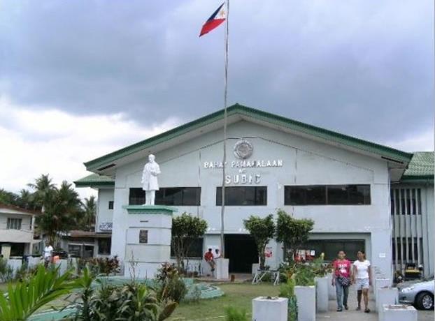 Subic Municipal Hall