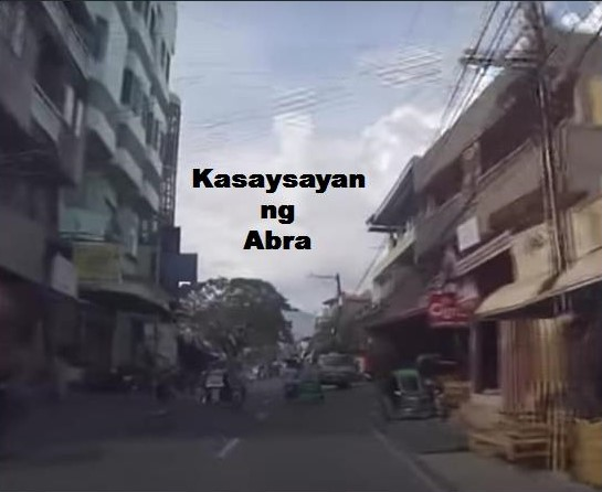Abra Province History in Tagalog